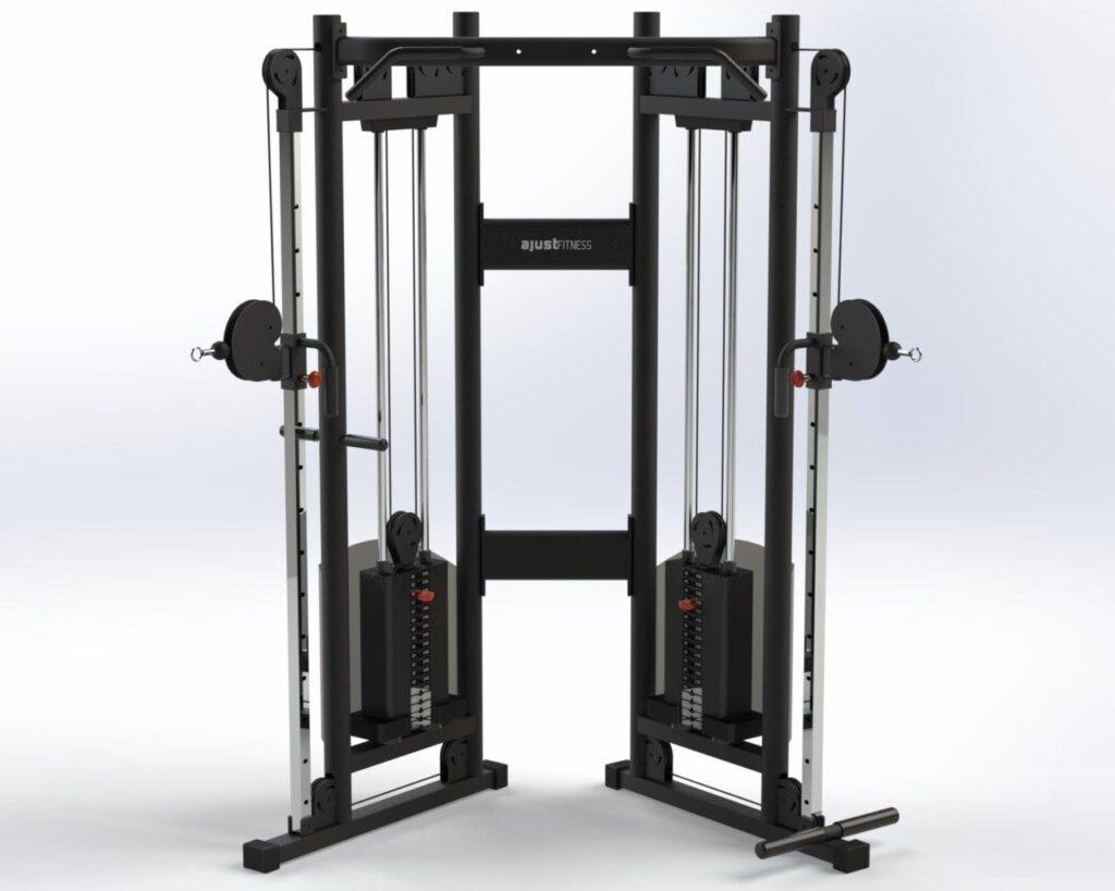 Imagem de equipamento fitness