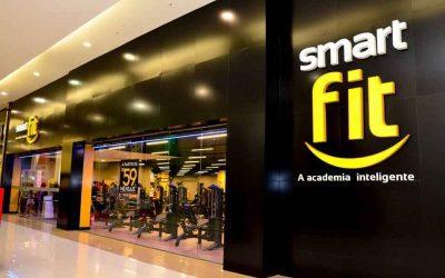 Você sabe quais as cores ou lembra da logo da SmartFit?