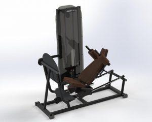 leg press ajust