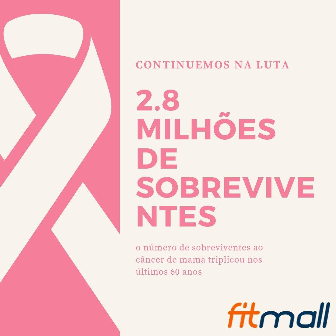 sobreviventes outubro rosa